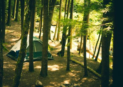 Carpa Camping Recarga Natural